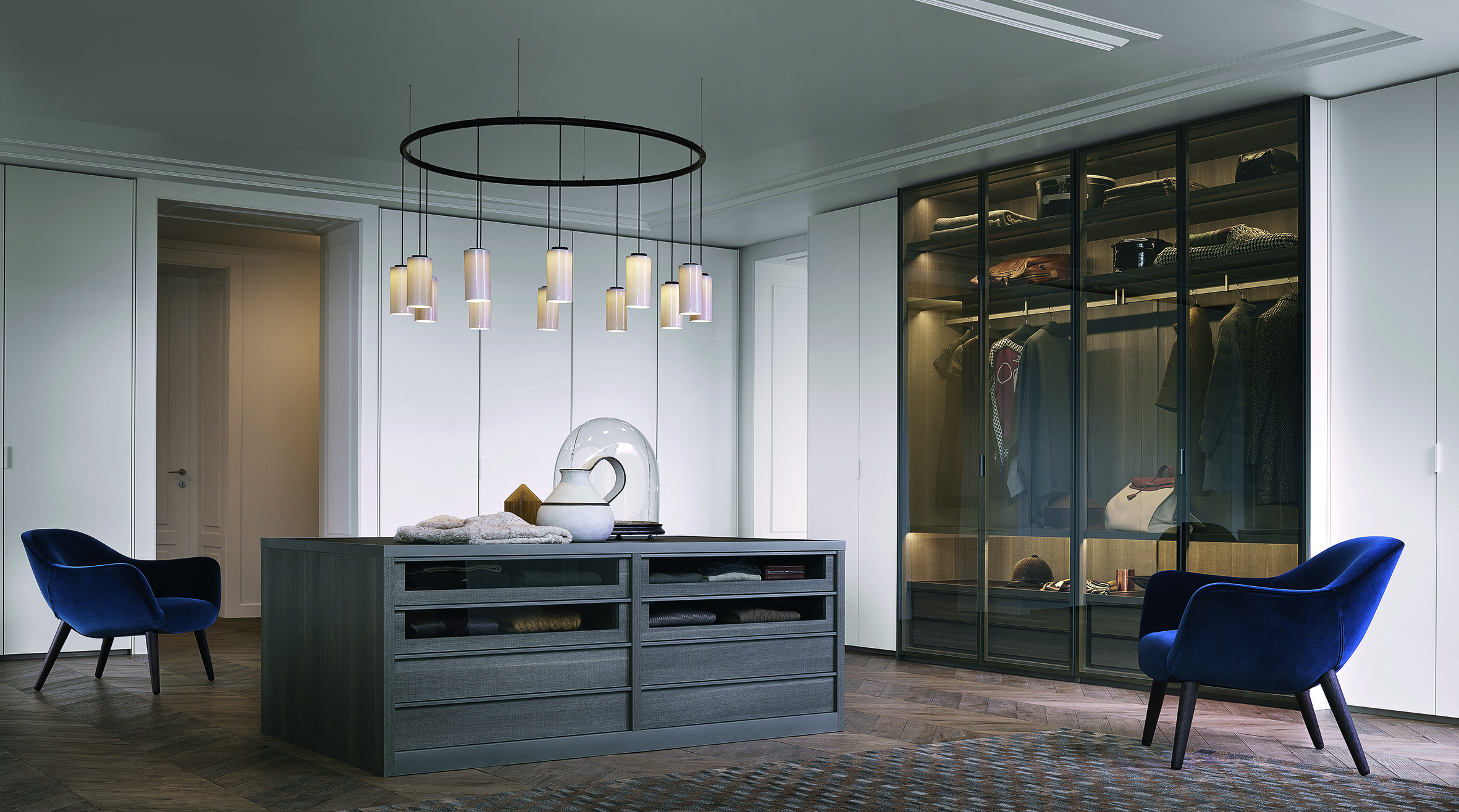 Known For Its Sleek, Modular Wardrobes And Library Systems, And For Its  Contemporary, Minimalist Poliform Kitchens, This Italian Furniture Producer  Can ...