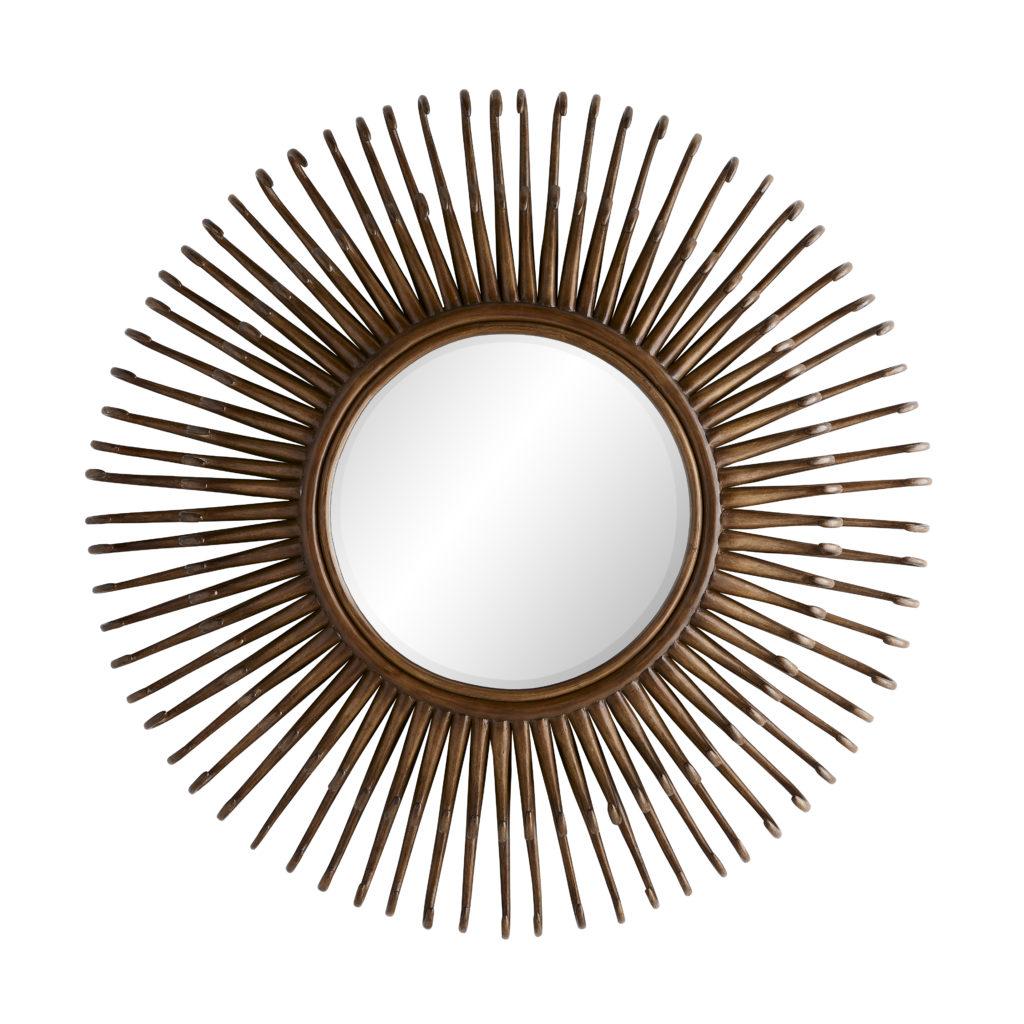 'Bertram' mirror, Arteriors
