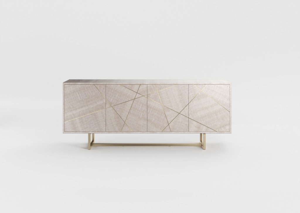 'Abstract' cabinet, Davidson London