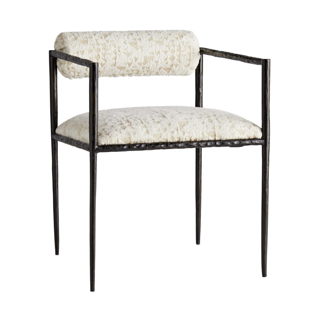 'Barbana' chair, Arteriors