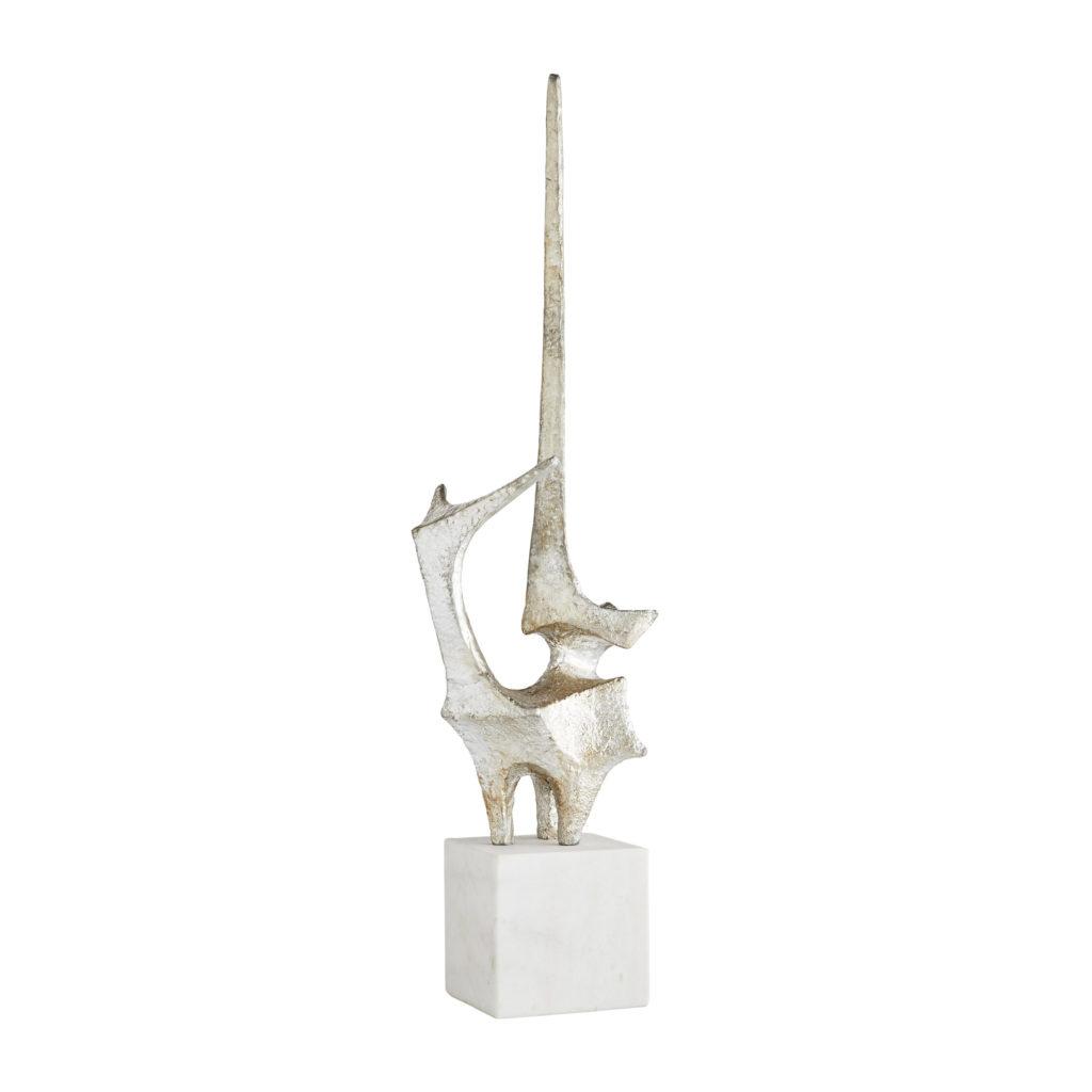 'Cairo' sculpture, Arteriors