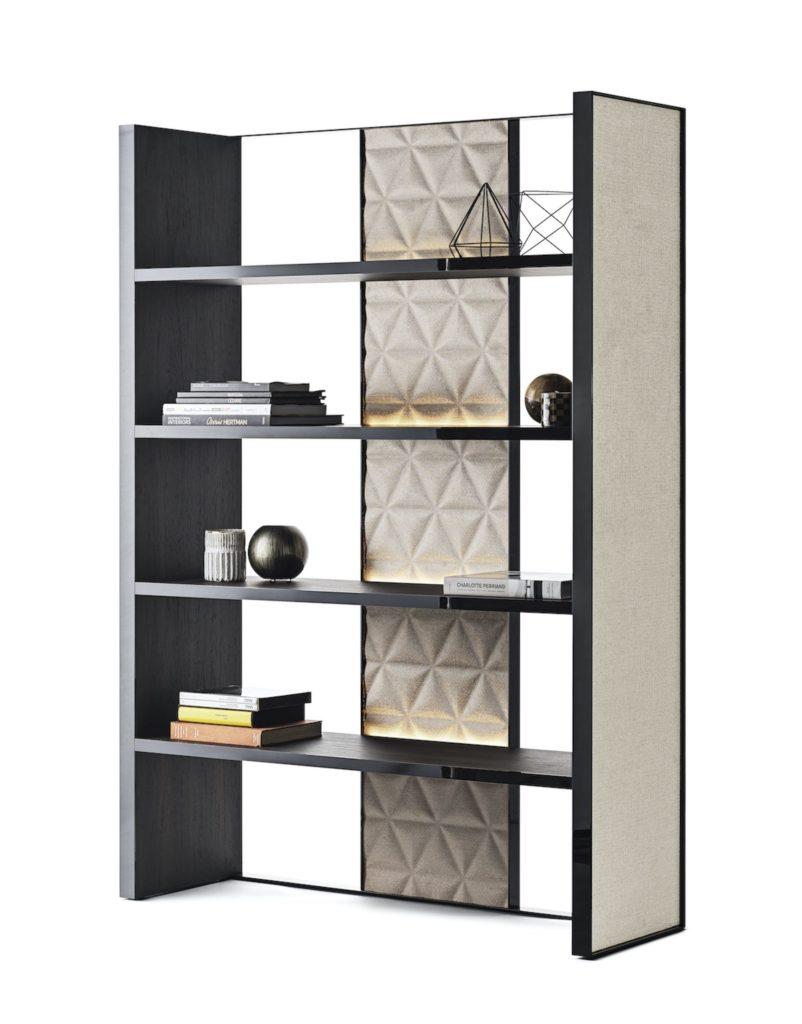 'Frame' bookcase, Rubelli Casa at Rubelli
