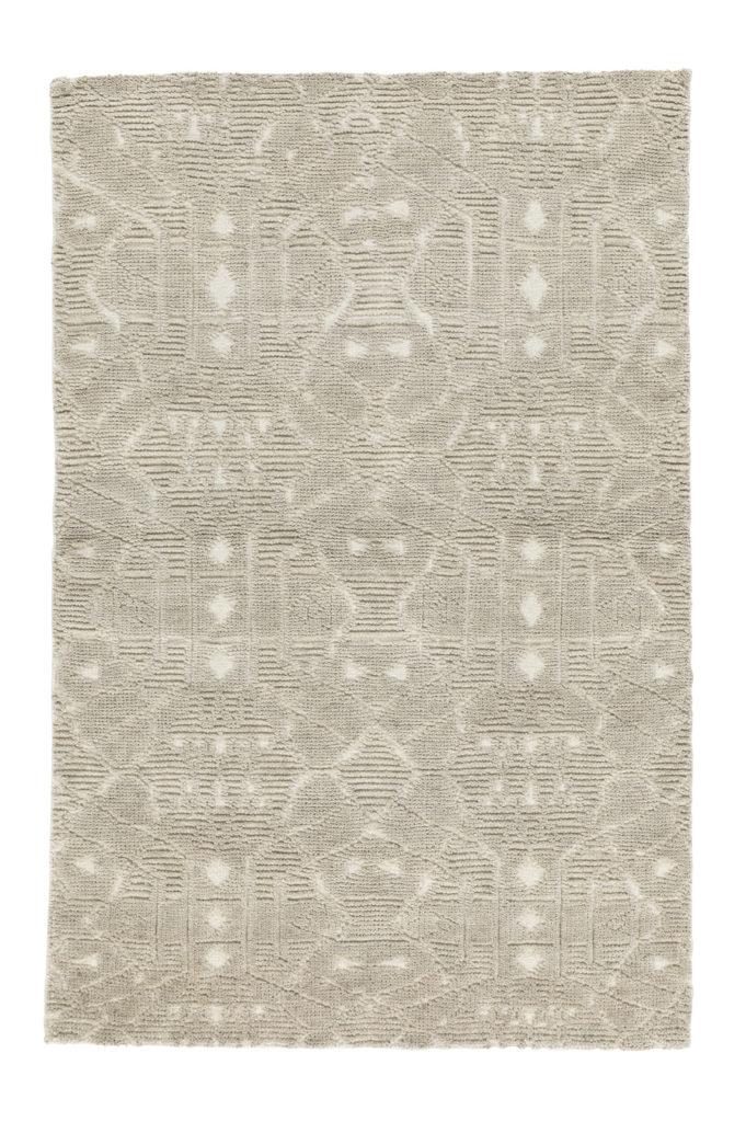 'Monreale Light Taupe' rug, Tukenkian Artisan Carpets