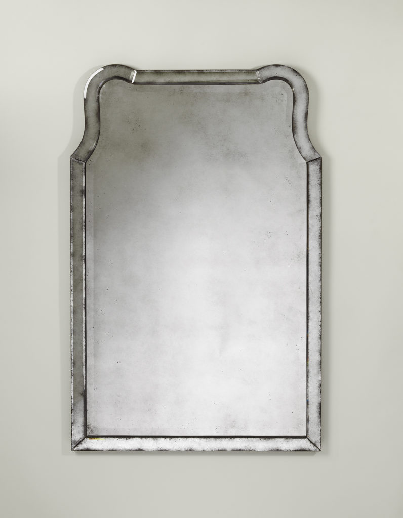 'Longparish' mirror, Vaughan