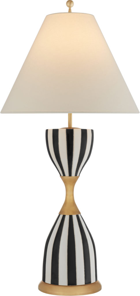 'Tilly' table lamp. Circa Lighting