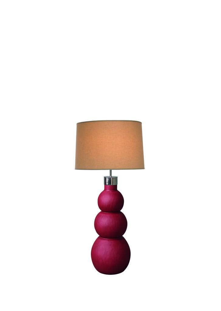 'Paris' table lamp, Vaughan