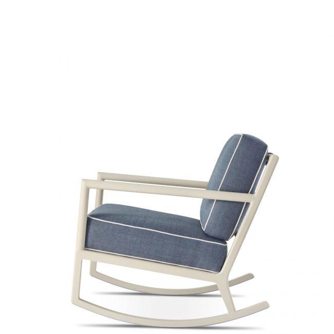 'deCamp' rocking chair, McKinnon and Harris