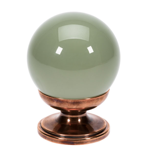 McKinney-&-Co-GF16-Copper-and-Opaque-Green-Glass