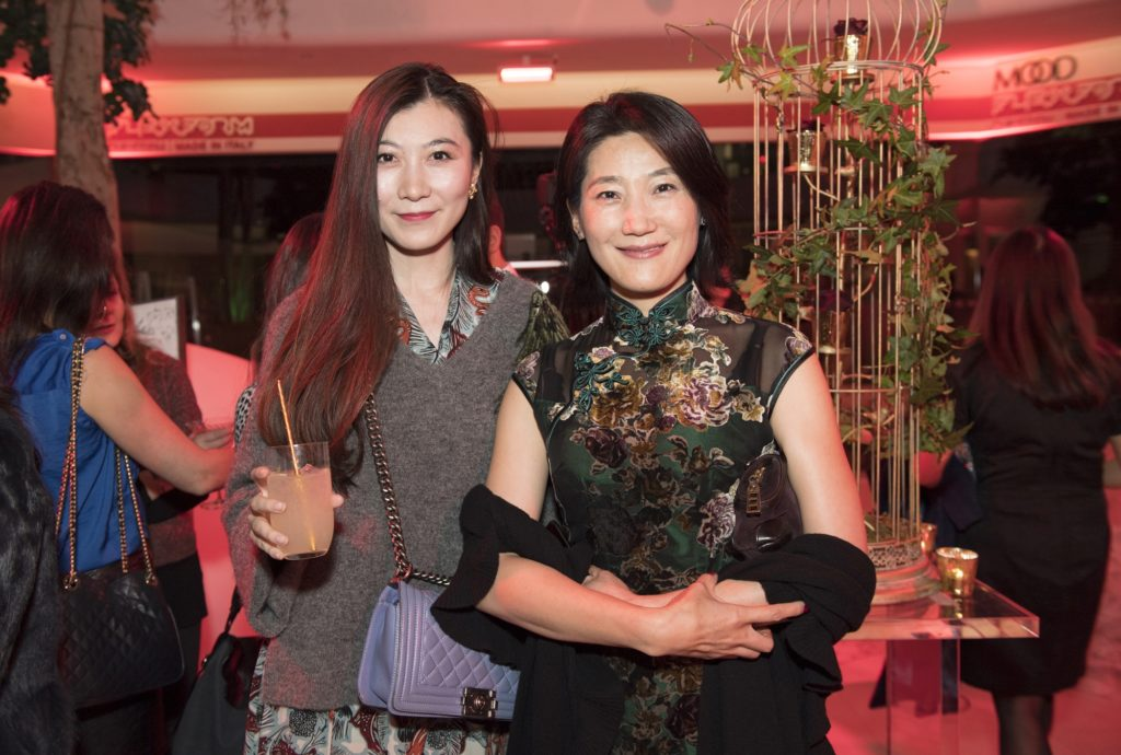 East Meets West launch party at DCCH