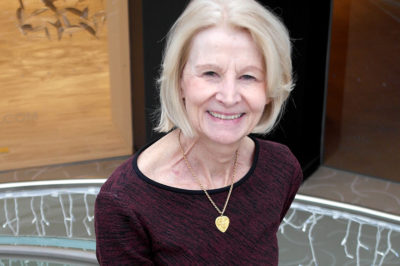 Jenny Gibbs principal of KLC School of Design is awarded an OBE - DCCH newsletter